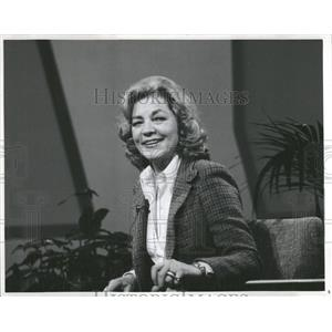 1979 Press Photo Lauren Bacall - RRT74211