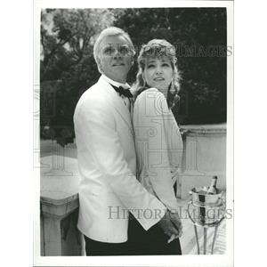 1986 Press Photo Malcolm McDowell English Actor Caligul