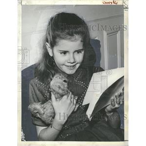 1956 Press Photo Minou Drouet - RRT66285