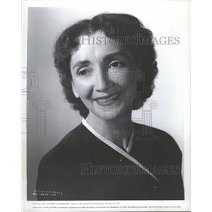 1952 Press Photo Actress Mildrid Dunnock - RRT63657