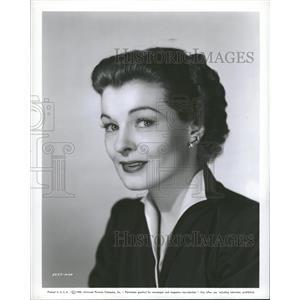 1951 Press Photo Ruth Carol Hussey Actress - RRT43167
