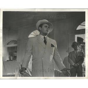 1959 Press Photo Al Capone Film Withrod Steiger - RRT11247