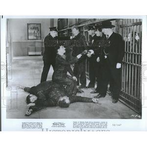 1936 Press Photo Charlie Chaplin Modern Times - RRT73873
