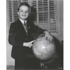 1951 Press Photo Jack Goncel French Actor Frank Capra