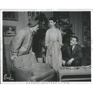 1952 Press Photo Biff McGuire American Film Actor - RRT72209