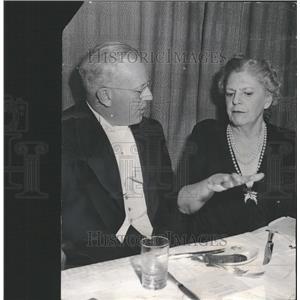 1950 Press Photo Ethel Barrymore - RRT65175