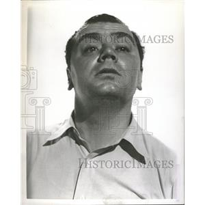 1955 Press Photo Ernest Borgnine (Actor) - RRT69171