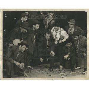 1952 Press Photo Guys And Dolls Musical Shubert Theatre - RRT29275