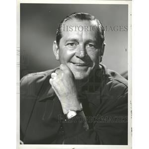 1958 Press Photo Dunn James American Actor - RRT66361