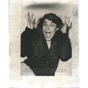 1963 Press Photo Actress Anne Bancroft Acdemy Awards - RRT05843