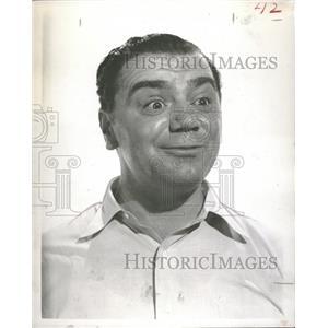 1955 Press Photo ACTOR ERNEST BORGNINE - RRT69175