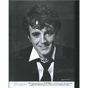 1967 Press Photo Robert Walker Actor The Happening