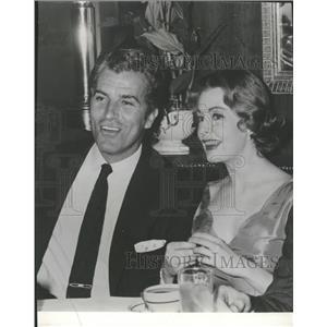 1954 Press Photo Lamas Fernando w/ Dahl & Blackwell - RRT70483