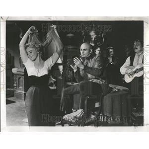 """1958 Press Photo scene from """"The Brothers Karamazov"""" - RRT11201"""