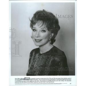 1998 Press Photo Shirley Maclaine, American Actress. - RRT49013
