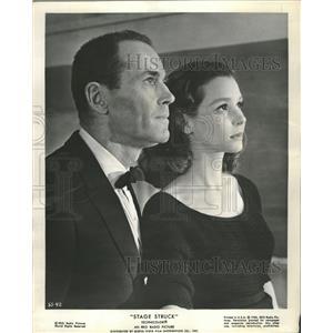 1958 Press Photo Henry Fonda Susan Strasberg Actress