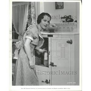 1934 Press Photo Frances Fuller Actress Elmor Elsio - RRT68437