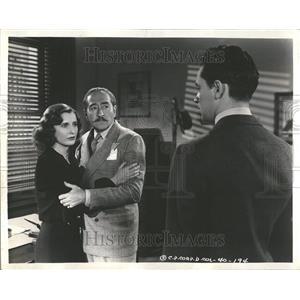 1939 Press Photo GOLDEN BOY: Joe breaks into Tom office - RRT11797