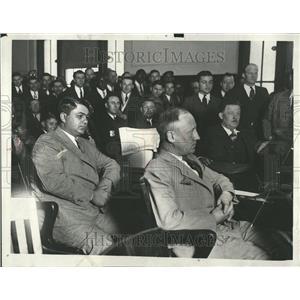 1929 Press Photo James Fernando Kidnapping Charge