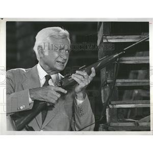 1979 Press Photo Buddy Ebsen American Actor. - RRT57279