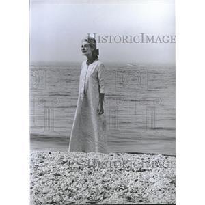 1969 Press Photo Ilka Chase American actress novelist