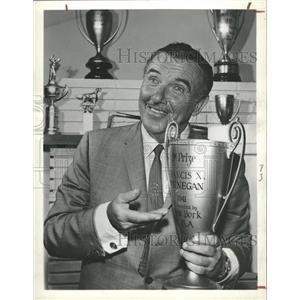1963 Press Photo Actor Preston Foster In Going My Way