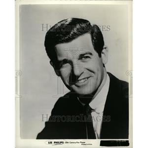 1958 Press Photo Lee Philips Actor Director - RRT33897