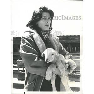 1965 Press Photo Anna Magnani/Actress/Academy Award - RRT99559