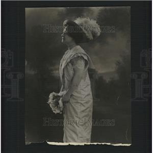 1913 Press Photo Edward Field Denver Commanderry - RRT61219