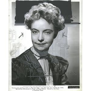 1945 Press Photo Miss Susie Slagle Lillian Gish Edward - RRT87083
