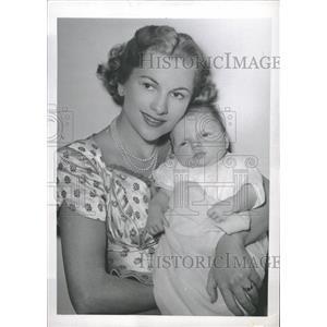 1949 Press Photo Joan Fonataine - RRT98727