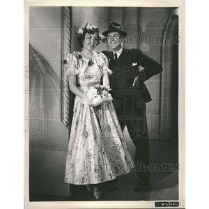 1935 Press Photo James Dunn American Film Actor - RRT66363