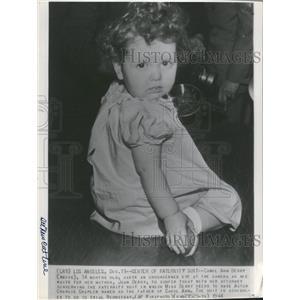 1944 Press Photo Carol Ann Berry - RRT65189