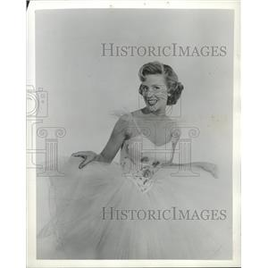 1955 Press Photo Joyce Holden Actress - RRT71129