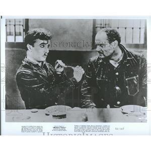 "1936 Press Photo Charlie Chaplin in ""Modern Times"" - RRT73879"