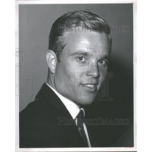 1959 Press Photo Horst Ebersberg TV Movie Actor