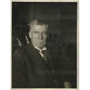 1918 Press Photo Edward Morgan Candidate for County Clerk