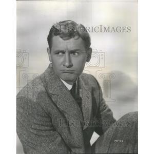 1952 Press Photo Alan Young Canadian Actor Wilbur Post - RRS69737