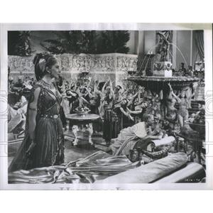 1951 Press Photo quo vadis christ kerr lygia - RRS78761