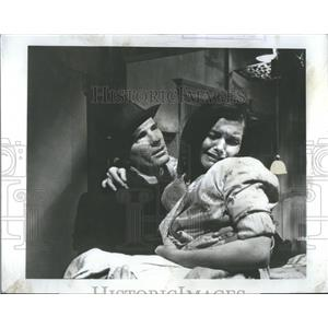 1970 Press Photo Tom Tryon American Actor Cardinal Walt - RRS78453