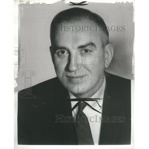 1965 Press Photo Daniel J. Haughton president Lockheed - RRS68697