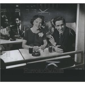 1957 Press Photo John Nicholas Cassavetes Actor Screen - RRS80171