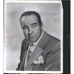 1954 Press Photo Broderick Crawford Academy Film Actor - RRS45673