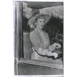 1957 Press Photo Mary Hosford Actress - RRS60497