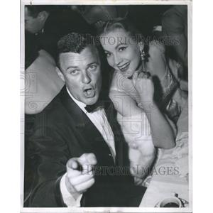 1957 Press Photo Bob Sterling - RRS72481