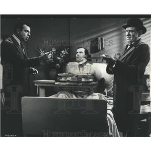 """1966 Press Photo Scene from the Film """"Fortune Cookie"""" - RRS12817"""