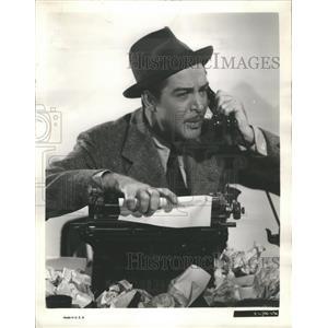 1938 Press Photo Micheal Whalen actor - RRS31775