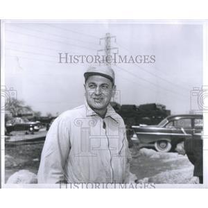1958 Press Photo William Meyer - RRS81235