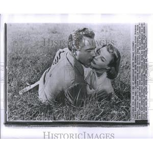 "1957 Press Photo Brazzi ""South Pacific"" - RRS15775"