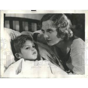 1932 Press Photo Lois Wilson The Devil Driving Moore - RRS99489
